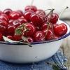 Sinh tố cherry cho vòng 01 quyến rũ